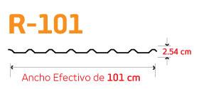 R-101 Geometría