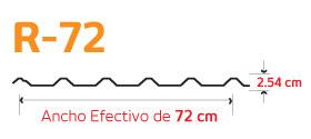 R 72 Geometría