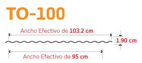 TO-100 Geometría
