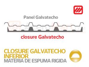 Closure Inferior Galvatecho